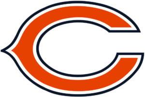 Chicago Bears team logo in JPG format