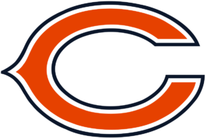 Chicago Bears team logo in PNG format