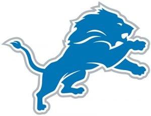 Detroit Lions Colors