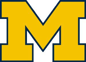 Michigan Wolverines Colors