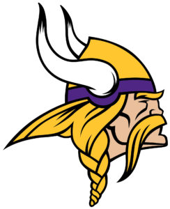 Minnesota Vikings team logo in JPG format