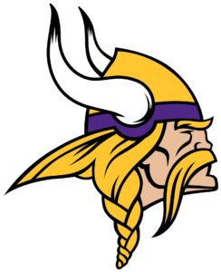 Minnesota Vikings team logo in PNG format
