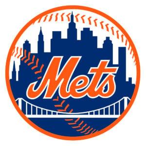 New York Mets team logo in JPG format
