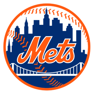 New York Mets team logo in PNG format