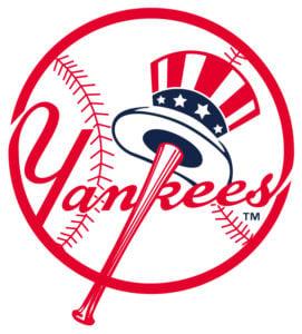 New York Yankees team logo in JPG format
