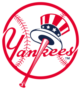 New York Yankees team logo in PNG format