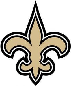 New Orleans Saints Colors