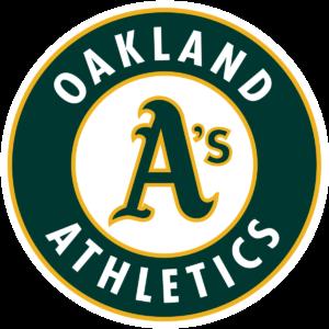 Oakland Athletics team logo in PNG format