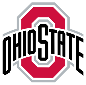 Ohio State Buckeyes team logo in PNG format
