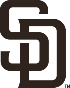 San Diego Padres team logo in PNG format