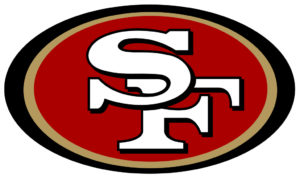 San Francisco 49ers team logo in JPG format