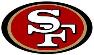 San Francisco 49ers Colors
