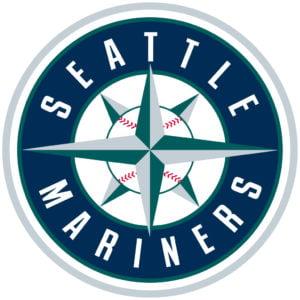 Seattle Mariners team logo in JPG format