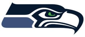 Seattle Seahawks team logo in JPG format