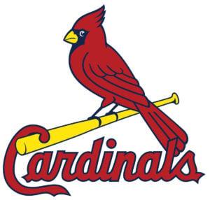 St. Louis Cardinals team logo in JPG format