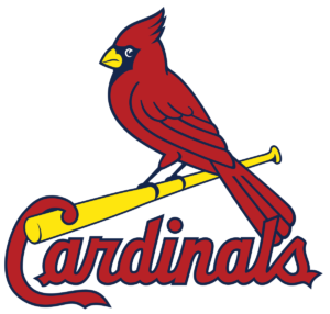 St. Louis Cardinals team logo in PNG format