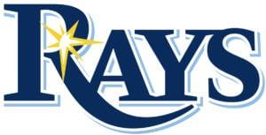 Tampa Bay Rays team logo in JPG format