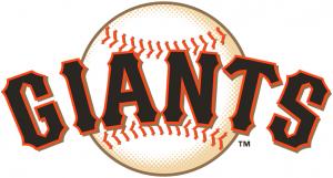 san francisco giants logo colors