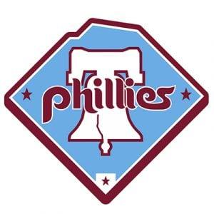 Philadelphia Phillies Retro Colors