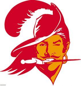Tampa Bay Buccaneers Retro Colors