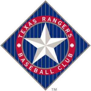 rangers old logo colors