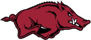 Arkansas Razorbacks Logo JPG