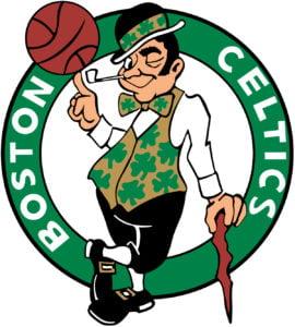 Boston Celtics team logo in JPG format