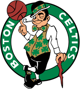 Boston Celtics team logo in PNG format
