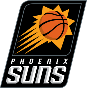 Phoenix Suns team logo in PNG format