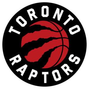 Toronto Raptors team logo in JPG format