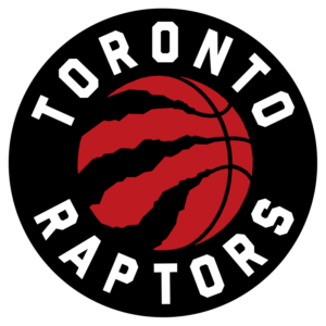 Toronto Raptors team logo in PNG format