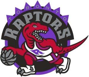 Toronto Raptors Retro Colors