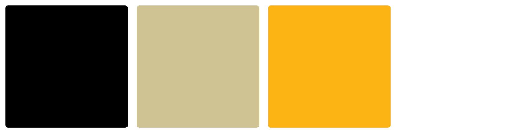 Pittsburgh Penguins Color Palette Image