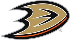 Anaheim Ducks Colors