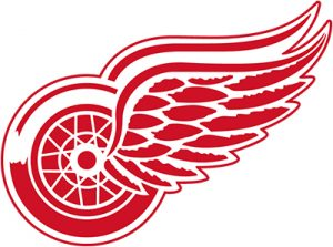 Detroit Red Wings Colors