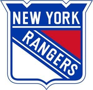 New York Rangers Colors