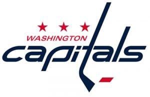 Washington Capitals Colors