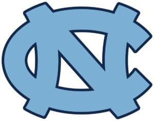North Carolina Tar Heels team logo in JPG format
