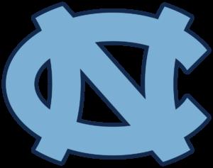 North Carolina Tar Heels team logo in PNG format