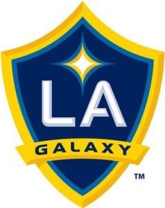 la galaxy logo colors