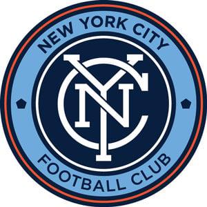 new york city fc logo badge