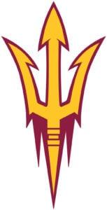 Arizona State Sun Devils team logo in JPG format