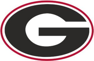 Georgia Bulldogs team logo in JPG format