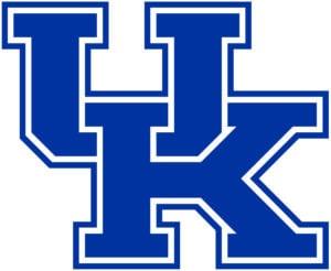 Kentucky Wildcats team logo in JPG format