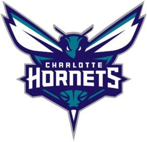 Charlotte Hornets team logo in JPG format