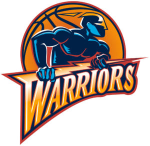 warriors old logo colors