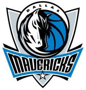 Dallas Mavericks team logo in JPG format