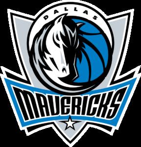 Dallas Mavericks team logo in PNG format