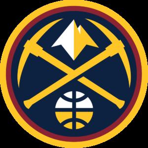 Denver Nuggets team logo in PNG format