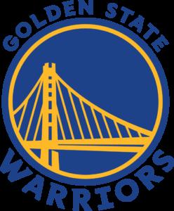 Golden State Warriors team logo in PNG format